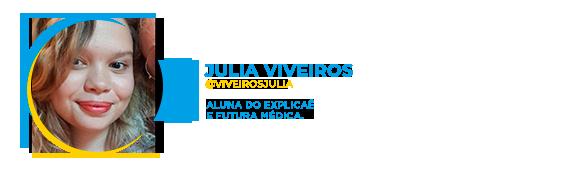 assinatura blog julia