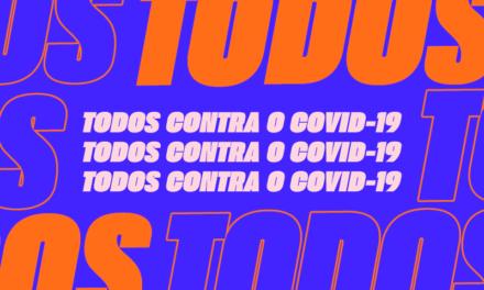 TODOS CONTRA O COVID-19: Curso Grátis para o Enem 2020