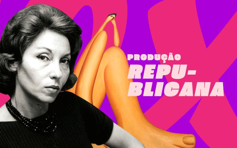 Produção republicana: Pré-modernismo, Modernismo e Tendências Contemporâneas