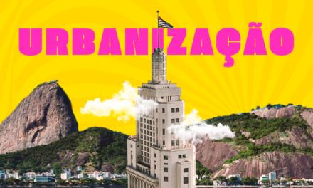 Urbanização, resumo sobre o que estudar no Enem
