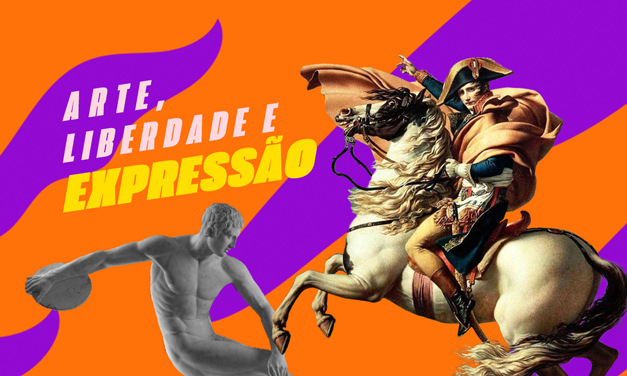 TUDO SOBRE ARTE, LIBERDADE E EXPRESSÃO PARA O ENEM