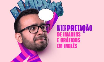 INTERPRETAÇÃO DE IMAGENS E GRÁFICOS EM INGLÊS