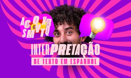 DICAS PARA GABARITAR NA PROVA DE ESPANHOL NO ENEM